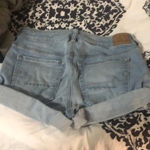 American Eagle Outfitters Shorts - American Eagle Next Level Stretch Jean shorts